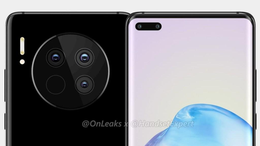 Huawei Mate 40 Series Release Date