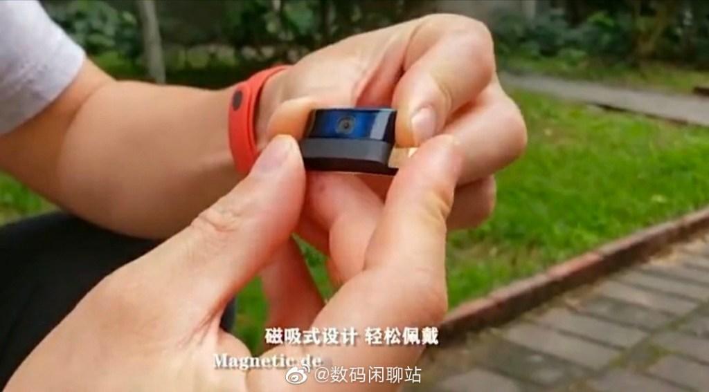 Vivo Detachable Front Camera Prototype