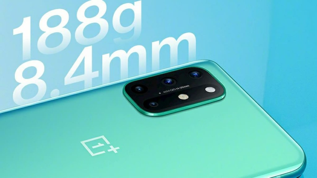 Pete Lau: OnePlus 8T is 8.4mm thick and Weighs 188g