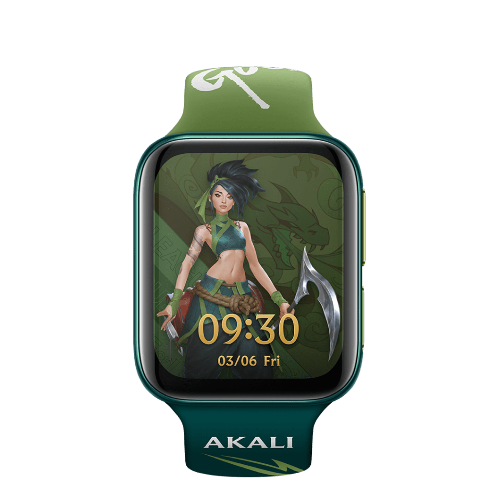 Oppo Watch League of Legends Edition