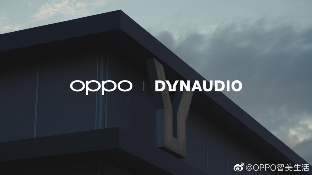 Oppo Enco X and Dynaudio