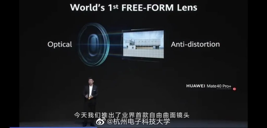Huawei Free-form Lens Specifications