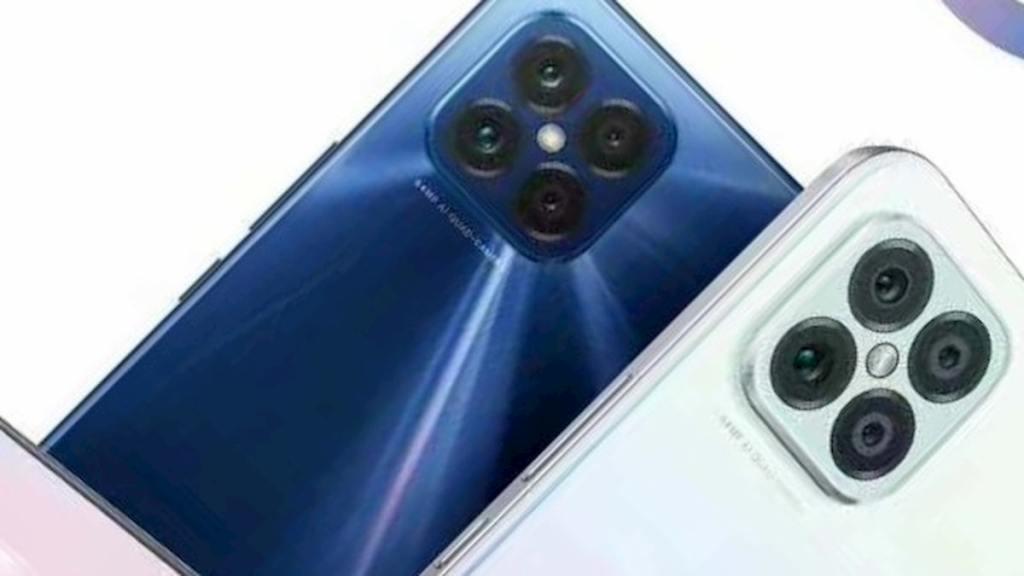Huawei Nova 8 SE Official Poster