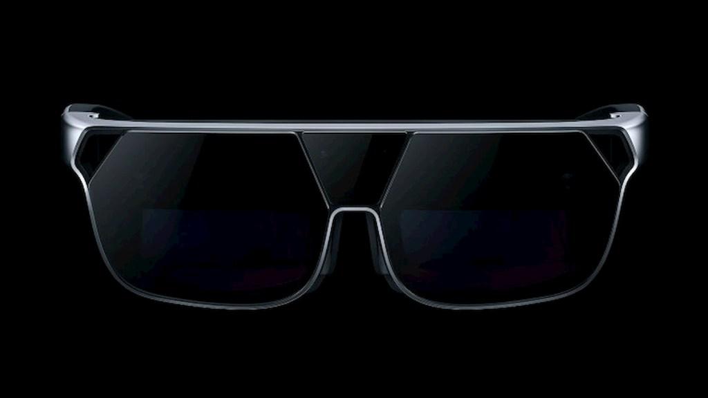 OPPO AR Glass 2021 User Interface