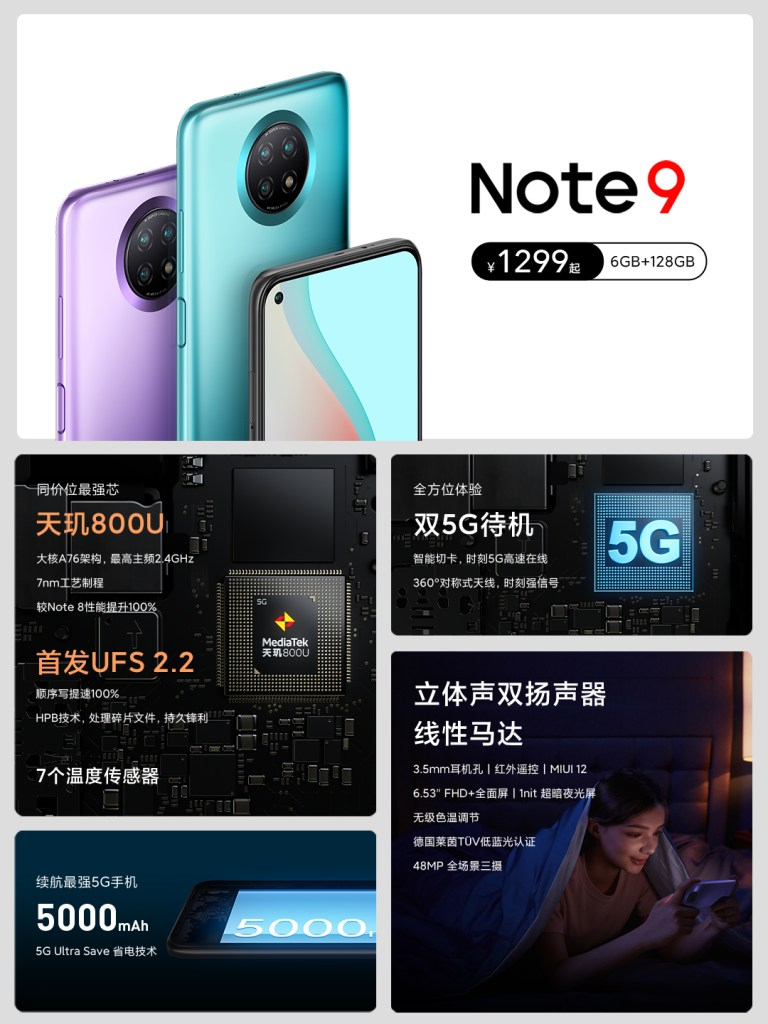 Redmi Note 9 Pro Brings 120Hz, 108MP, Join Standard And 4G Version, Check Durability Test Video 1