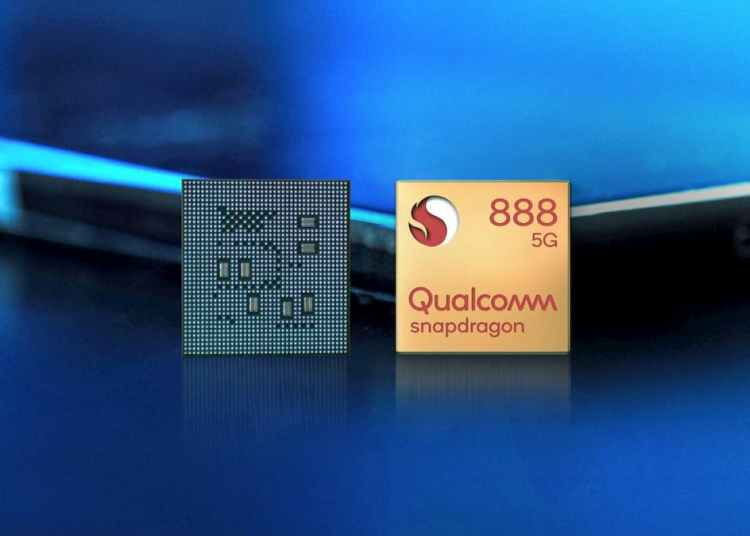 Phones with Snapdragon 888