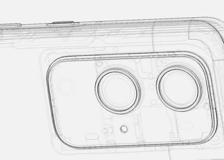 OnePlus 9 Pro Design Scatch
