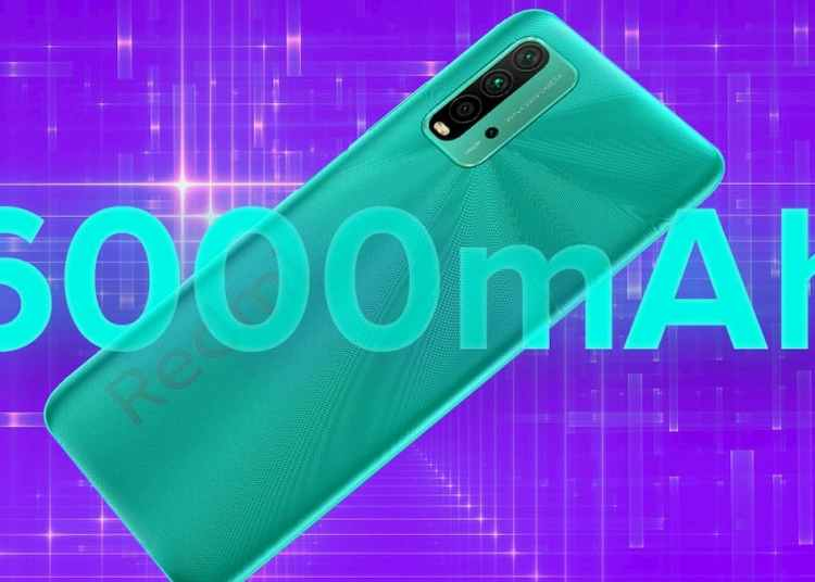 Redmi 9 Power Specifications