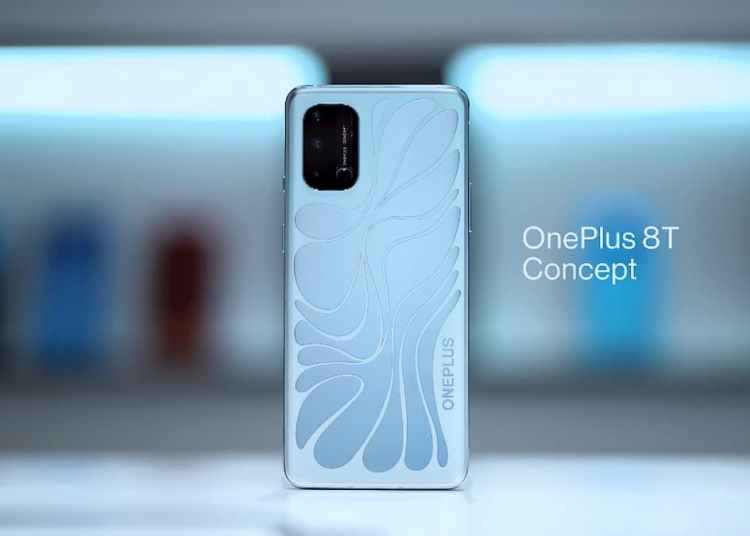 OnePlus 8T Concept Phone