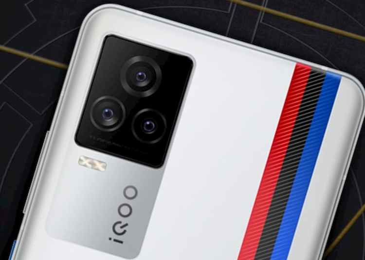 iQOO 7 with 120Hz Display and 120W Fast Charging Coming Next Months
