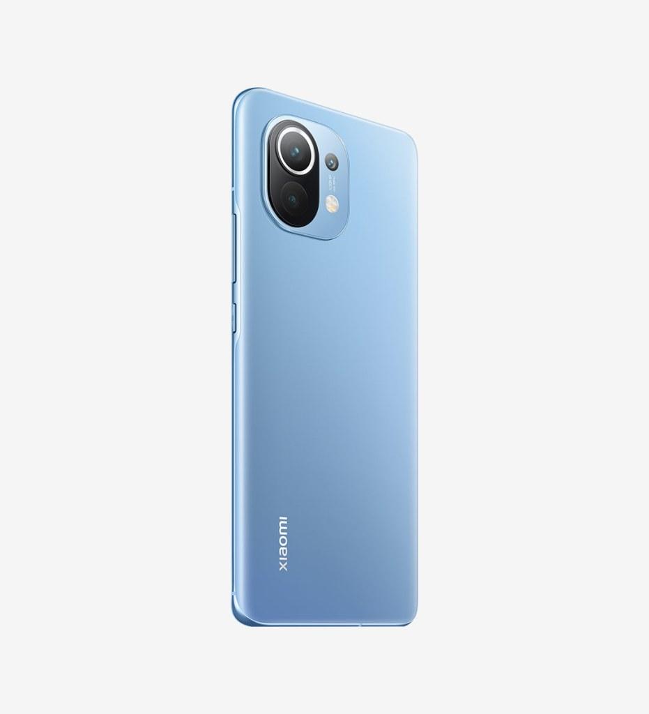 Xiaomi 11 Blue AG Frost Glass