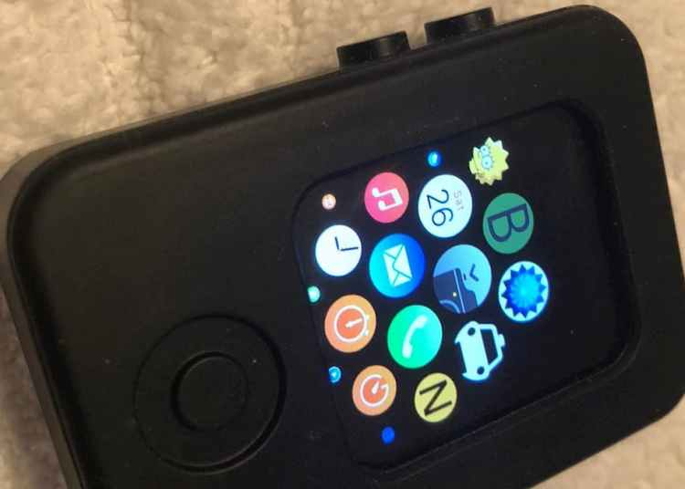 Apple Watch Prototype Hands-on Video