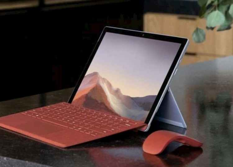 Microsoft Surface Pro 8 FCC Certification