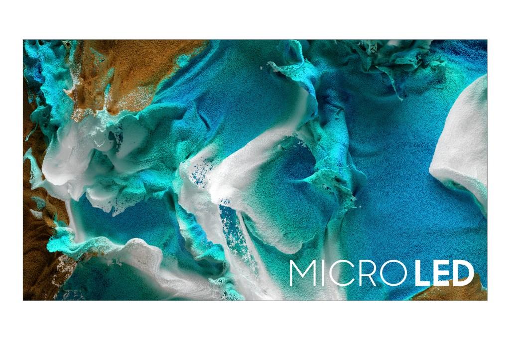 Samsung MICRO LED TV