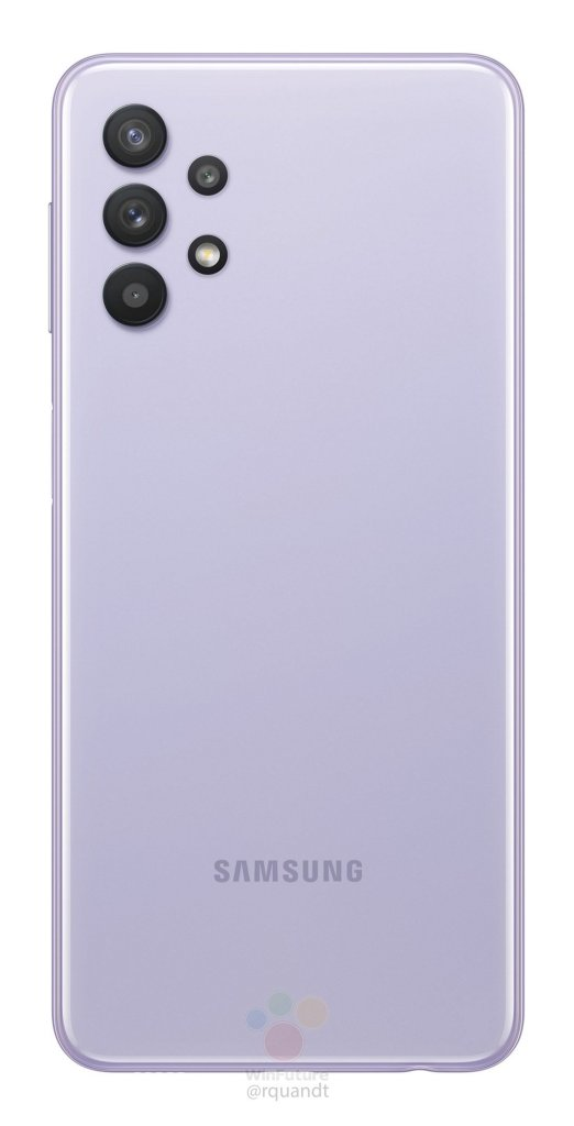 Samsung Galaxy A32 5G Official Renderings