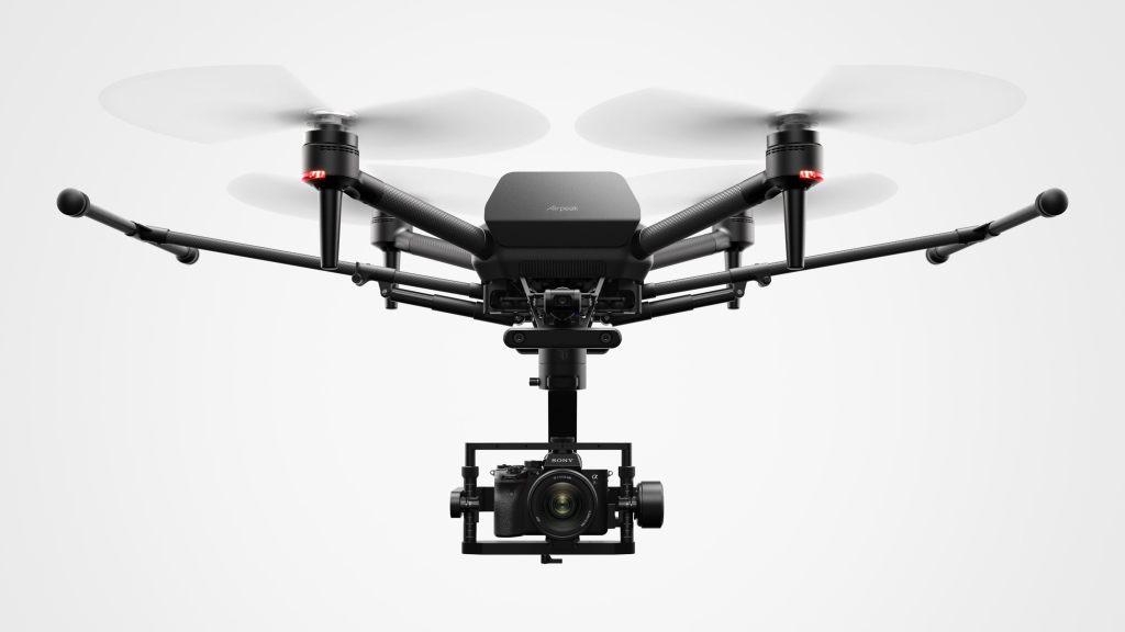 Sony Airpeak Drone Demonstration
