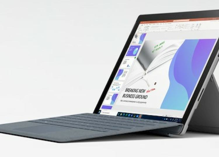 Microsoft Surface Pro 7+ Full Specifications