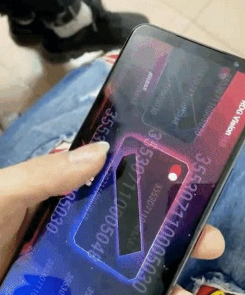 ASUS ROG Phone 5 Front