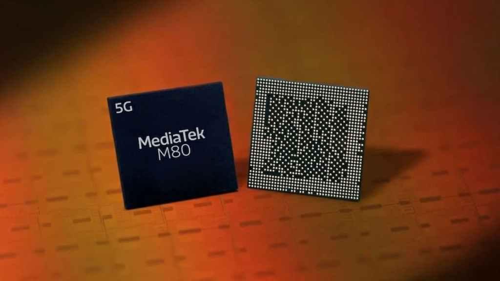 MediaTek M80 5G Features