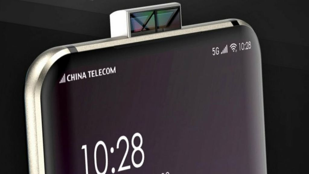 Oppo Double-sided Pop-up Camera Parent