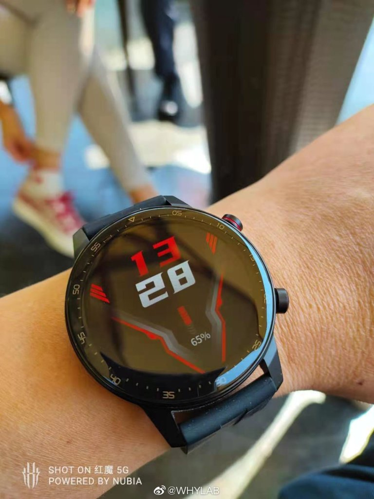 Red Magic Watch hands-on