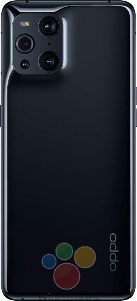Oppo Find X3 Pro Black