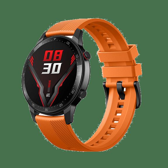 Red Magic Watch Orange Color
