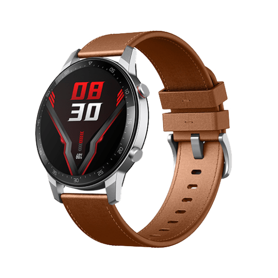 Red Magic Watch Brown Color