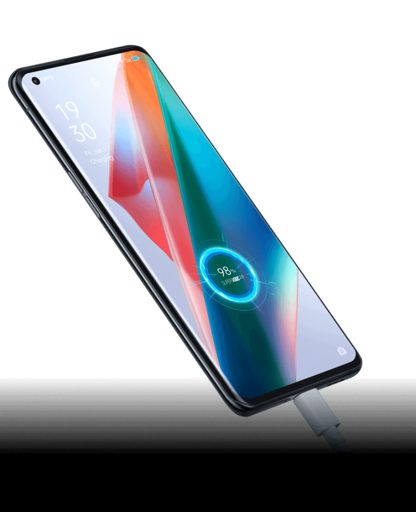 Oppo Find X3 Series charging