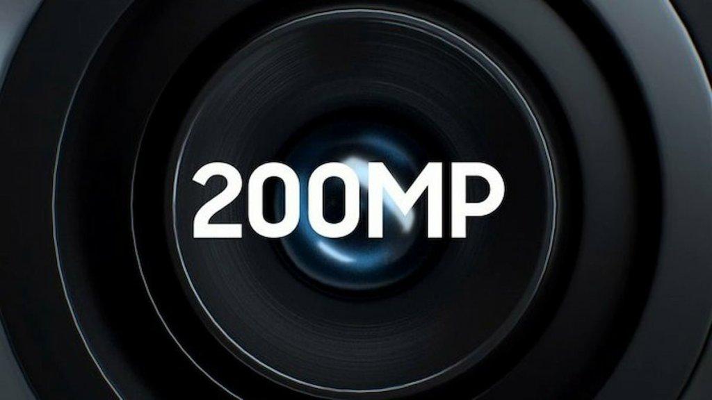 Samsung Teases 200-Megapixel Sensor