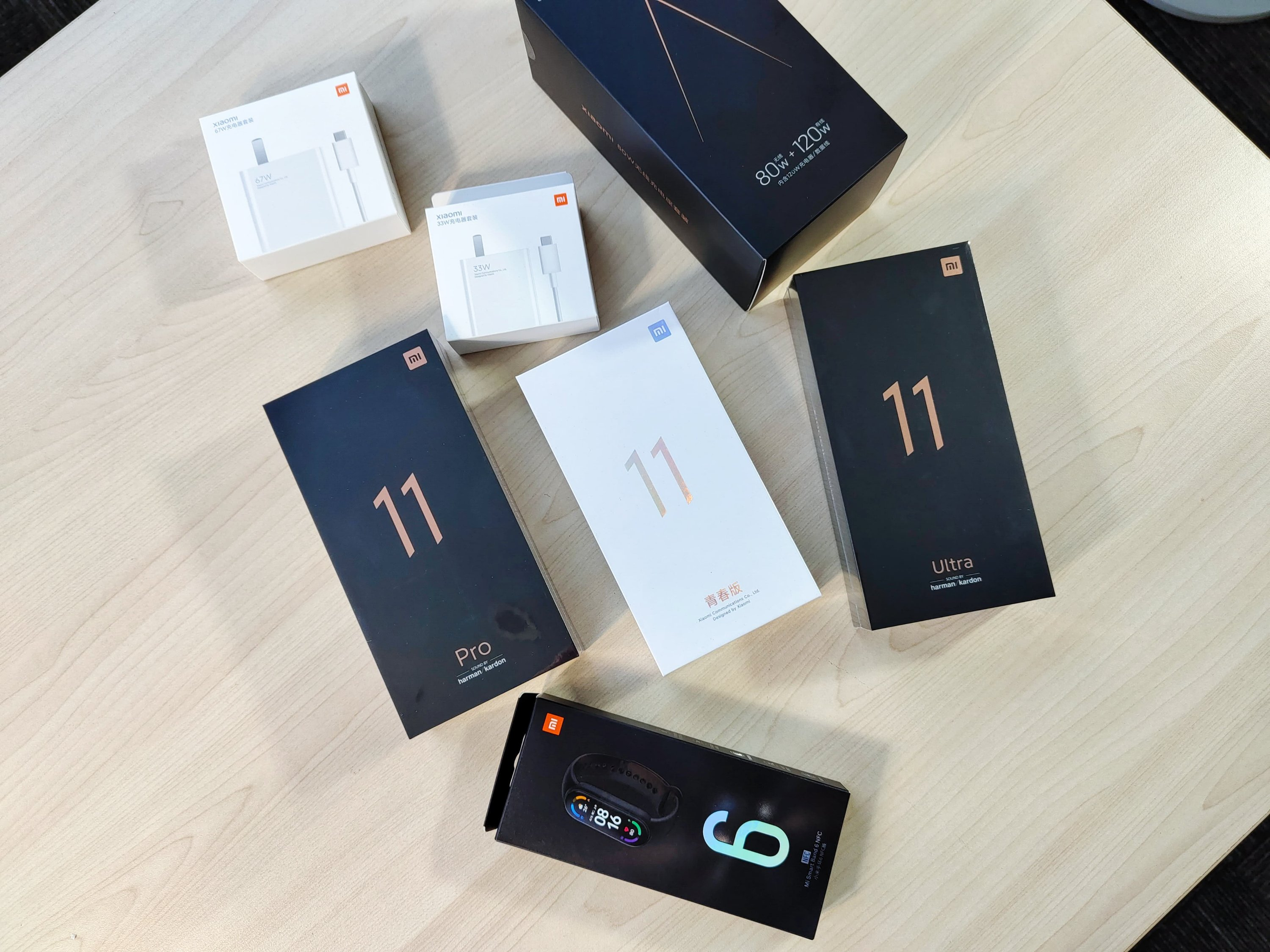 Xiaomi 11 Pro and 11 Ultra Review