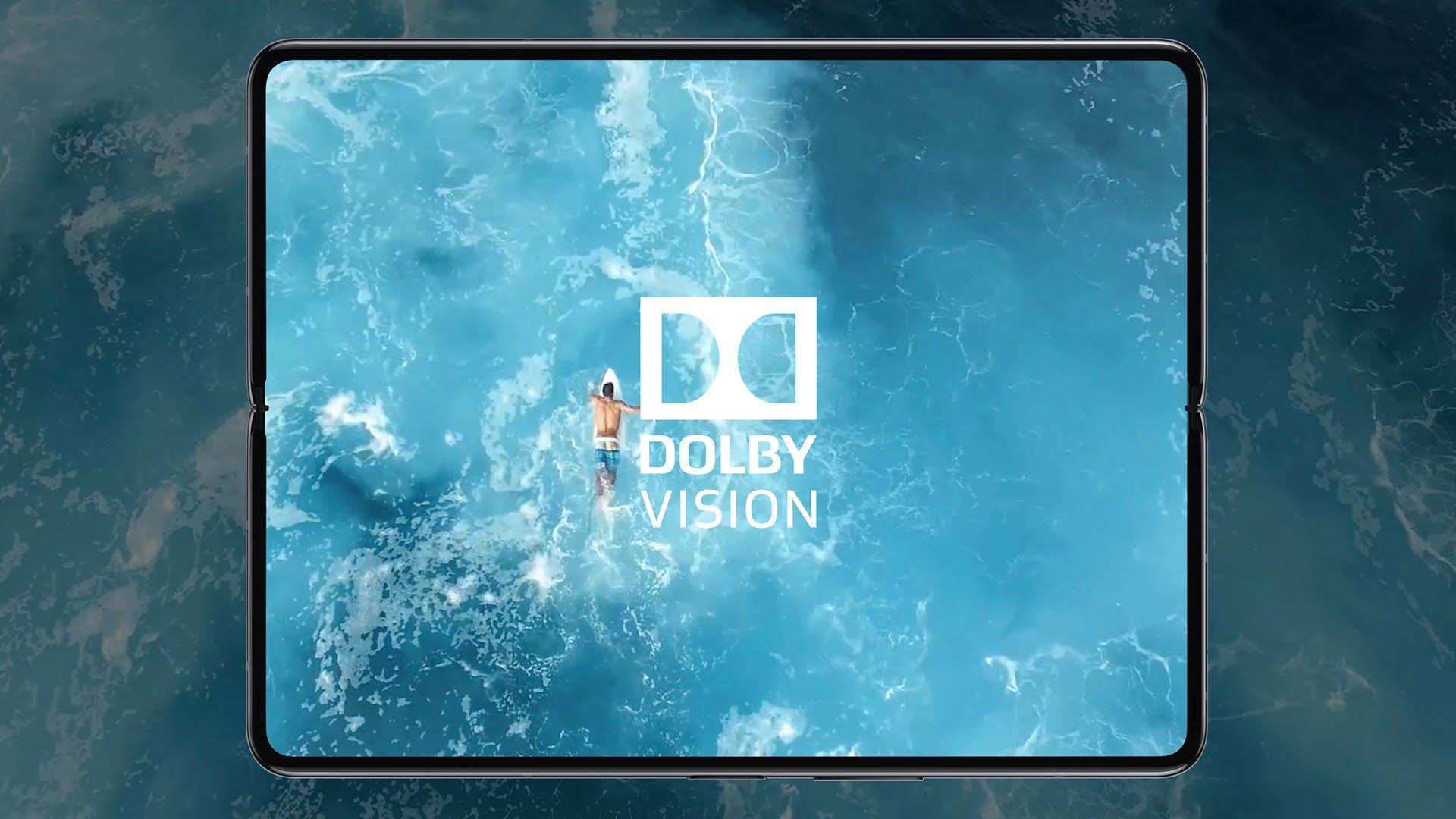 Mi Mix Fold Display