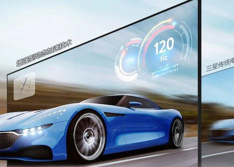 Ultra-slim Gaming TV Samsung QX2 Debuts with 4K 120Hz 1