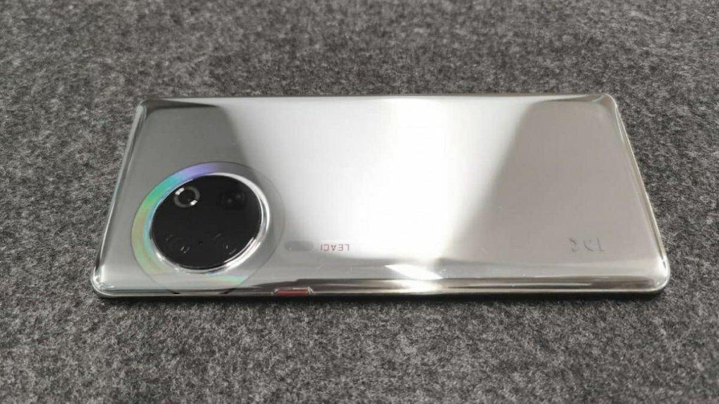 Huawei P50 prototype