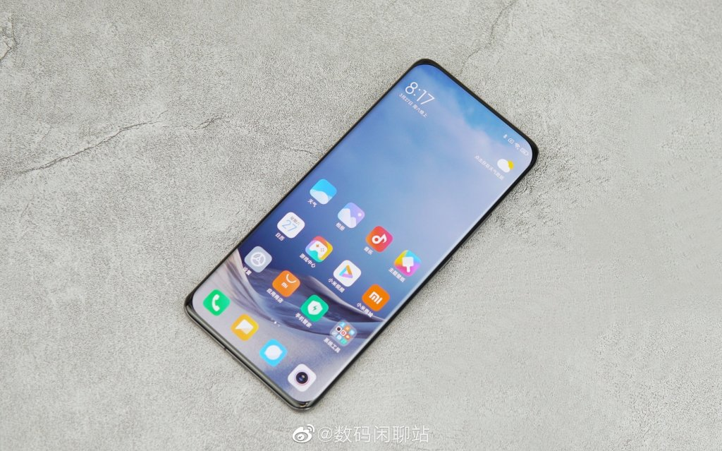 Mi Mix 4 Concept Rendering Reveling Expectations that Mix Fold Ignored 1