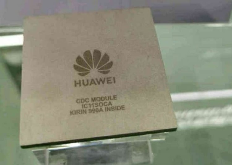 Unique Huawei Kirin 990A Unveiled for Cars and Huawei Hi-Car System