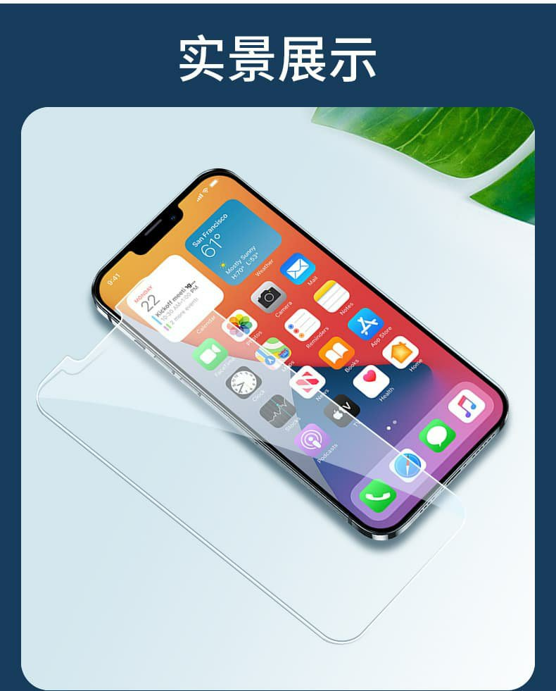 Protective Film-makers Exposes Apple iPhone 13 Renderings