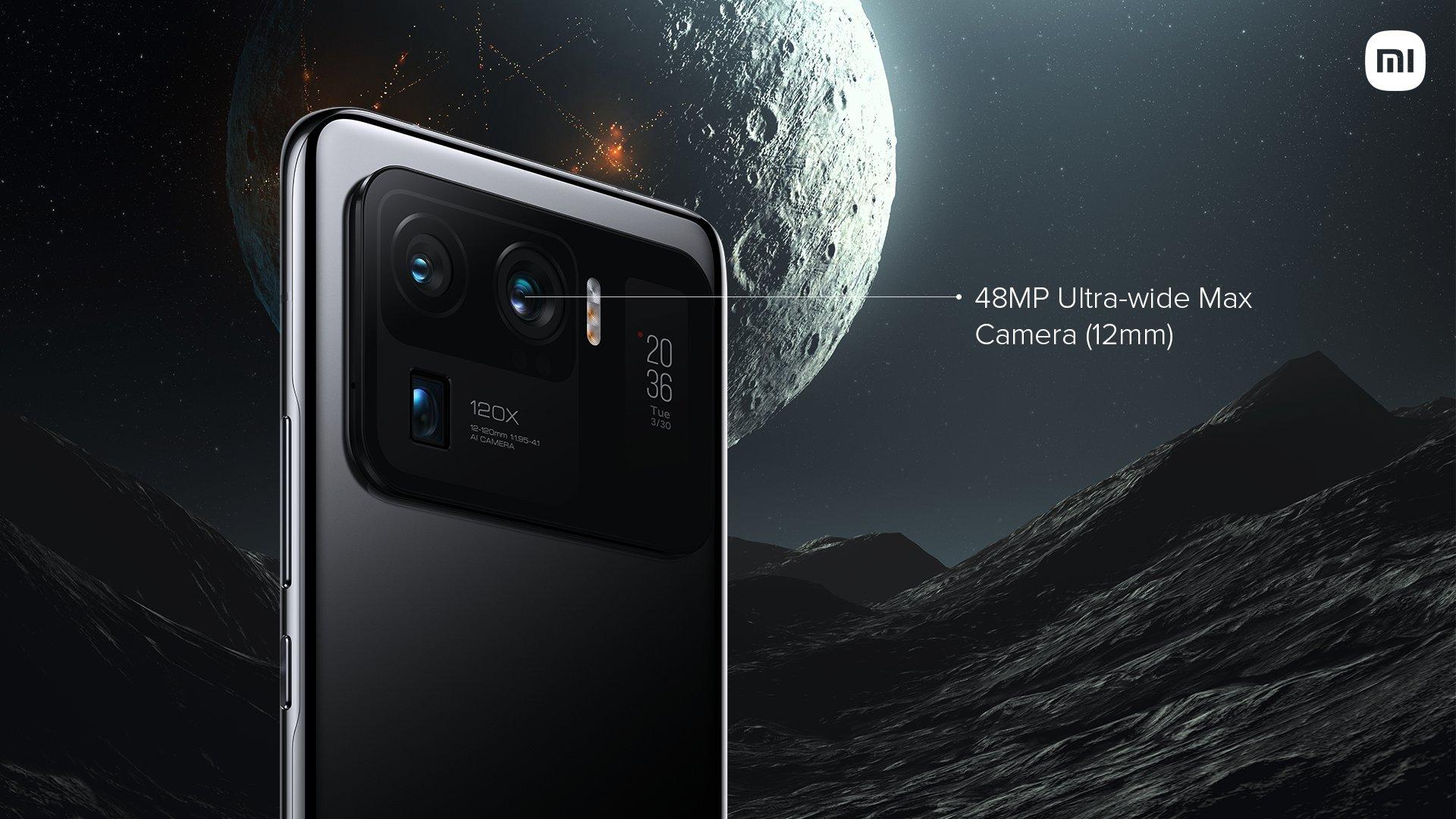 Mi 11 Ultra Camera