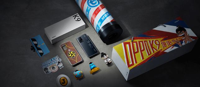 Oppo K9 Phone