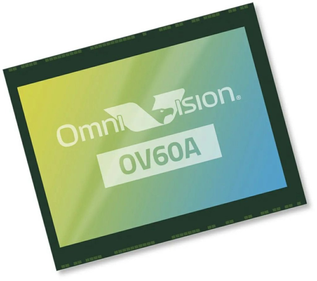 OmniVision OV60A Specifications