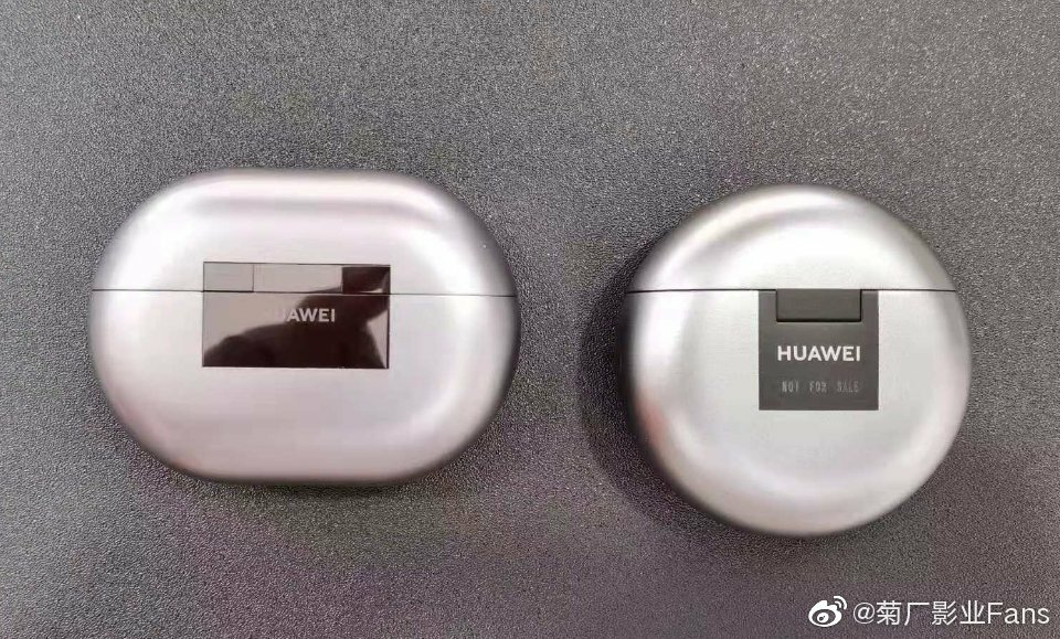 Huawei FreeBuds 4 Live Photos