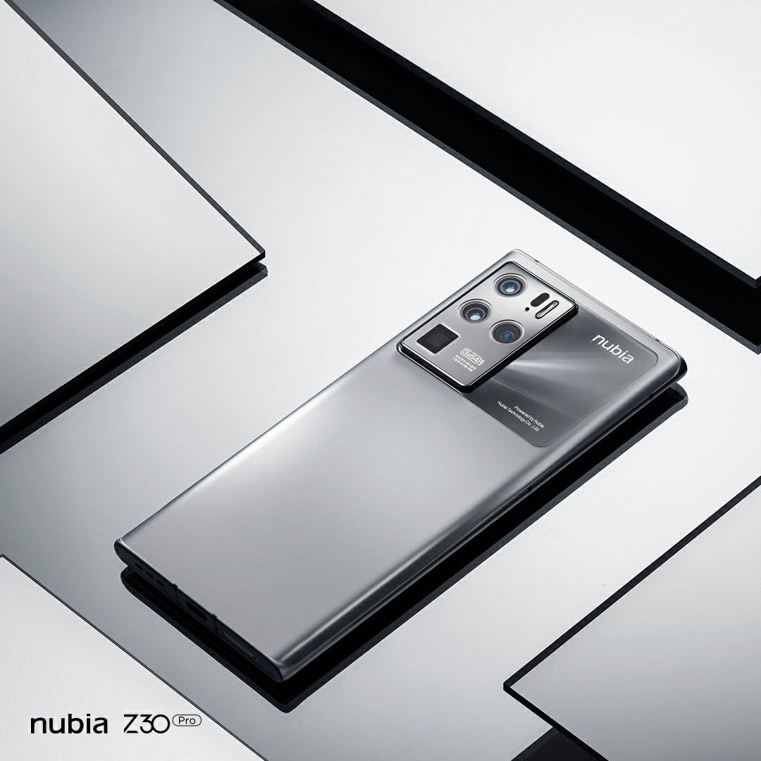 Nubia Z30 Pro Official Renderings