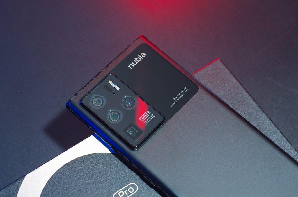 Nubia Z30 Pro Rear camera details