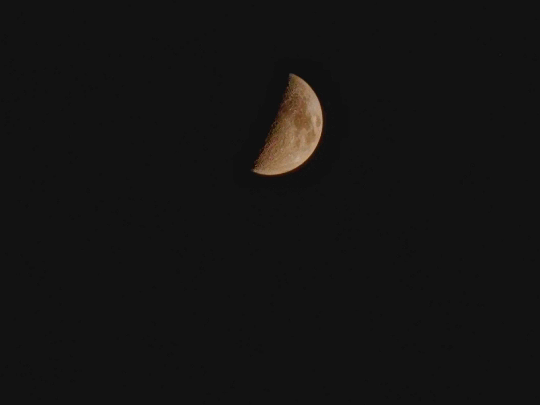 Moon mode shooting