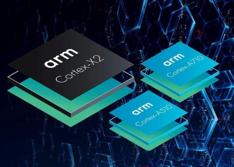 ARM Cortex-X2, Cortex-A710, Cortex-A510