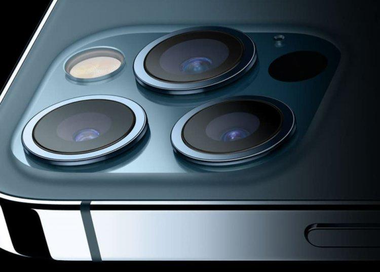 Sensor-shift OIS iPhone 13 Models