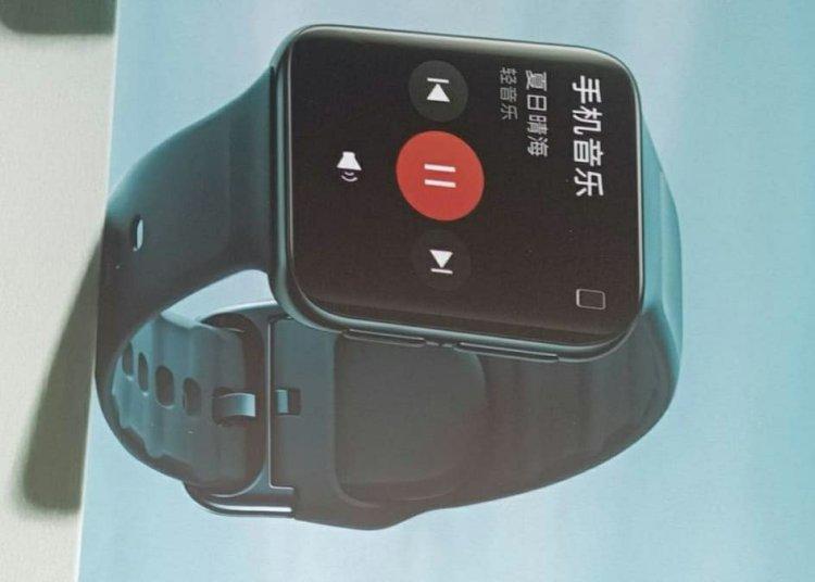 Oppo Watch 2 Appearance