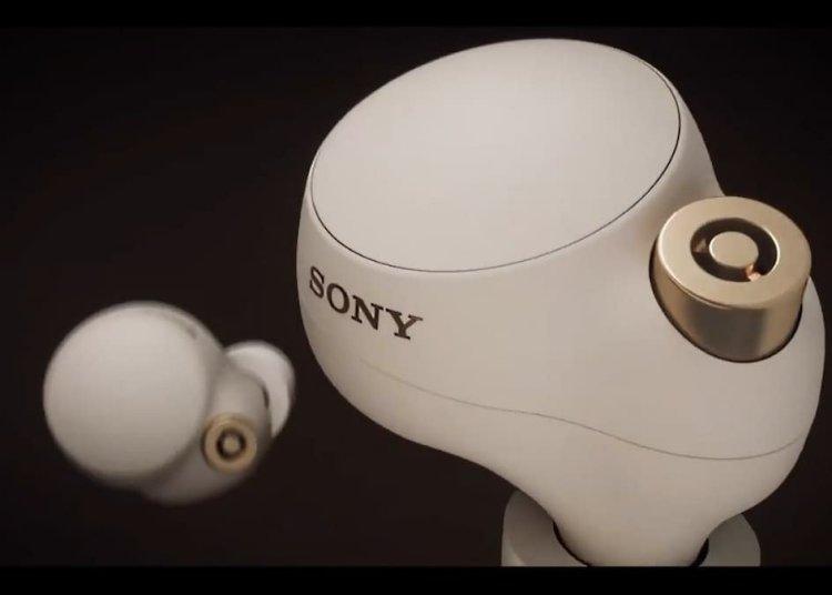 Sony WF-1000XM4 Promotional Video
