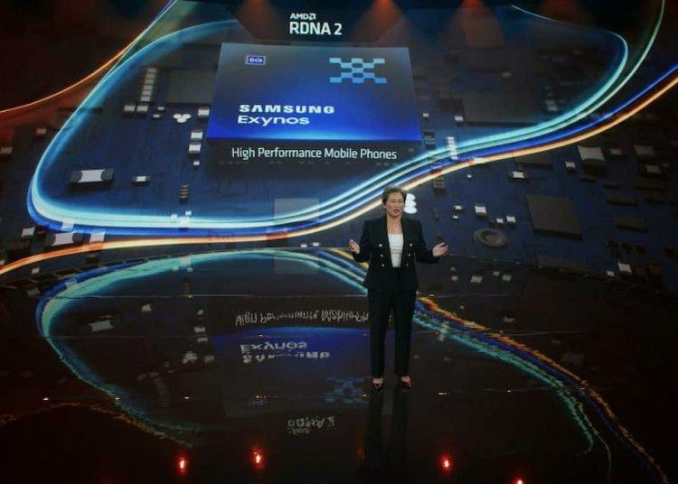AMD RDNA2 GPU in Samsung's Exynos Processor