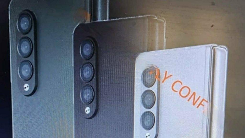 Samsung Galaxy Z Fold 3 Will be thicker